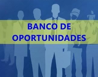 Banco de Oportunidades - GEDAF