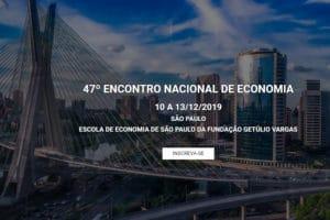 47º Encontro Nacional de Economia