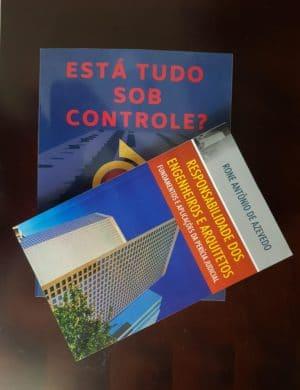 Coleção Perícia de Engenharia e Segurança do Trabalho - Rone Antônio de Azevedo