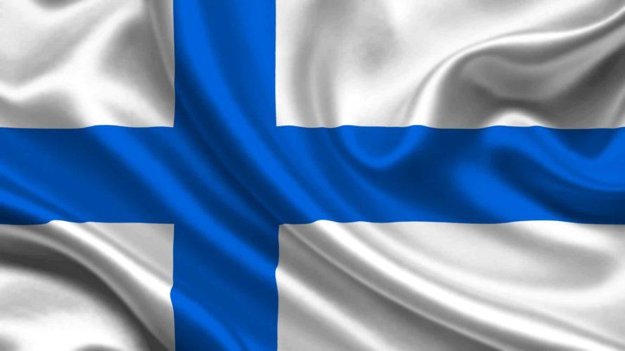 Finlândia Bandeira