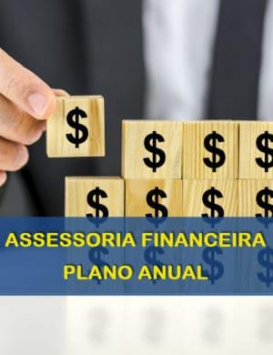 Assessoria Financeira Pessoal - Plano Anual