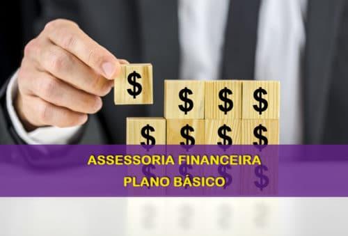 Assessoria Financeira Pessoal - Plano Básico