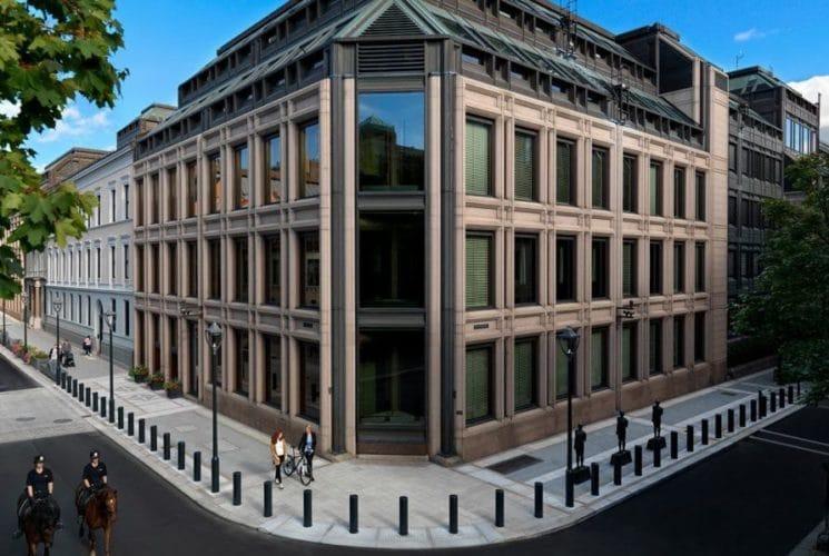 Banco Central da Noruega (Norges Bank, 2020)