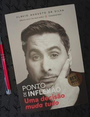 Livro Ponto de Inflexão - Flávio Augusto da Silva (2019)