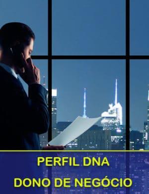 Ferramenta Análise do Perfil Dono de Negócio DNA1 - GEDAF