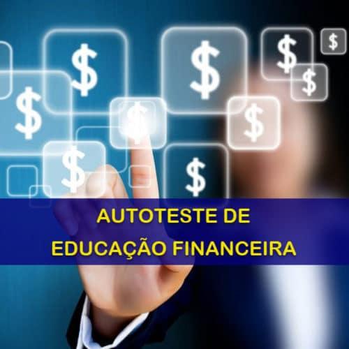 Autoteste de Educação Financeira EF1 - GEDAF