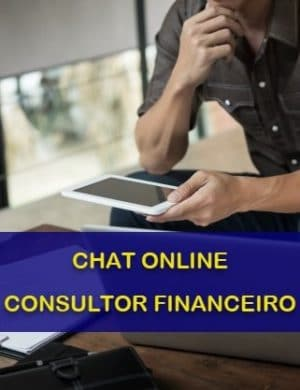 Chat Online Consultor Financeiro GEDAF