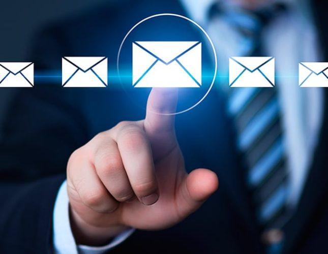 GEDAF - Contato por Email